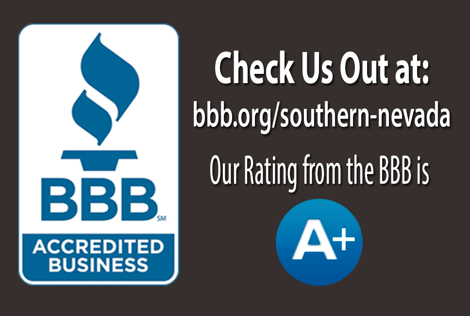 Better Business Bureau of Las Vegas Member